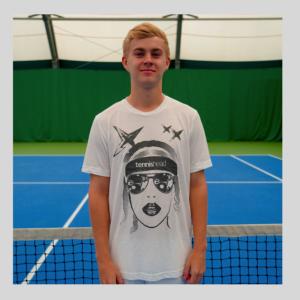 Tennishead t-shirts Face Austin 1
