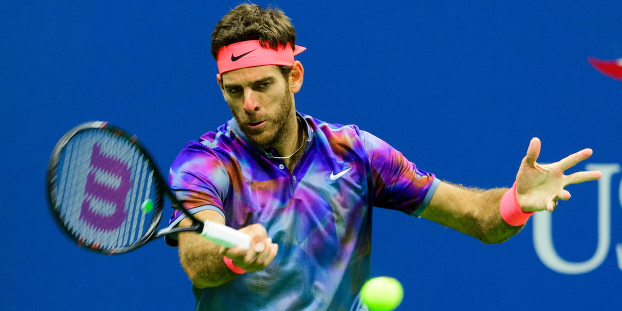 US Open 2017 Del Potro Thiem