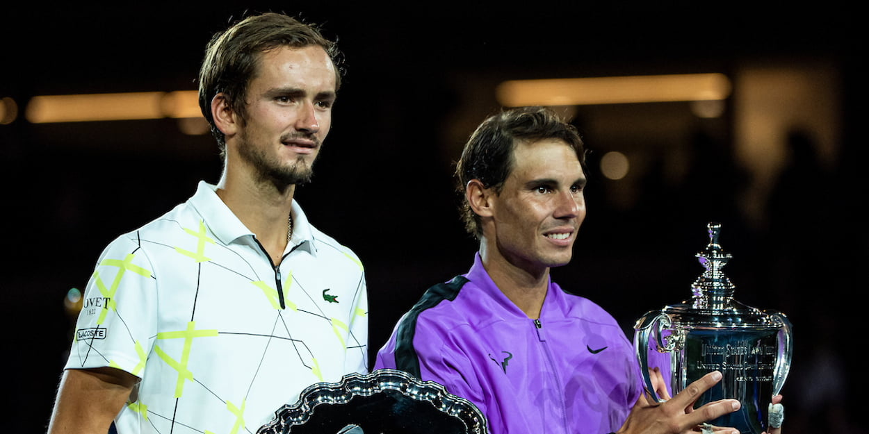 US Open 2019 Nadal Medvedev