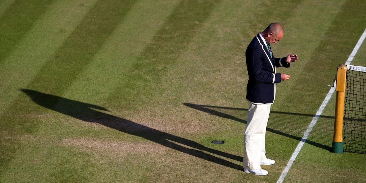 Wimbledon grass quality