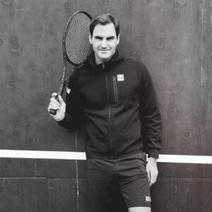Roger Federer Wilson Pro Staff