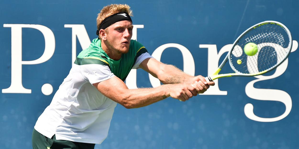 Alejandro Davidovich Fokina at US Open
