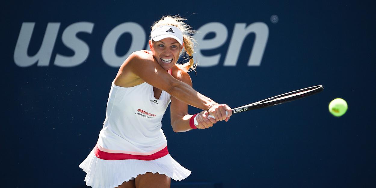 Angelique Kerber US Open 2020