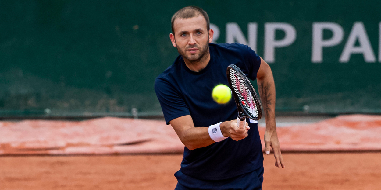 Dan Evans not a fan of new Roland Garros balls