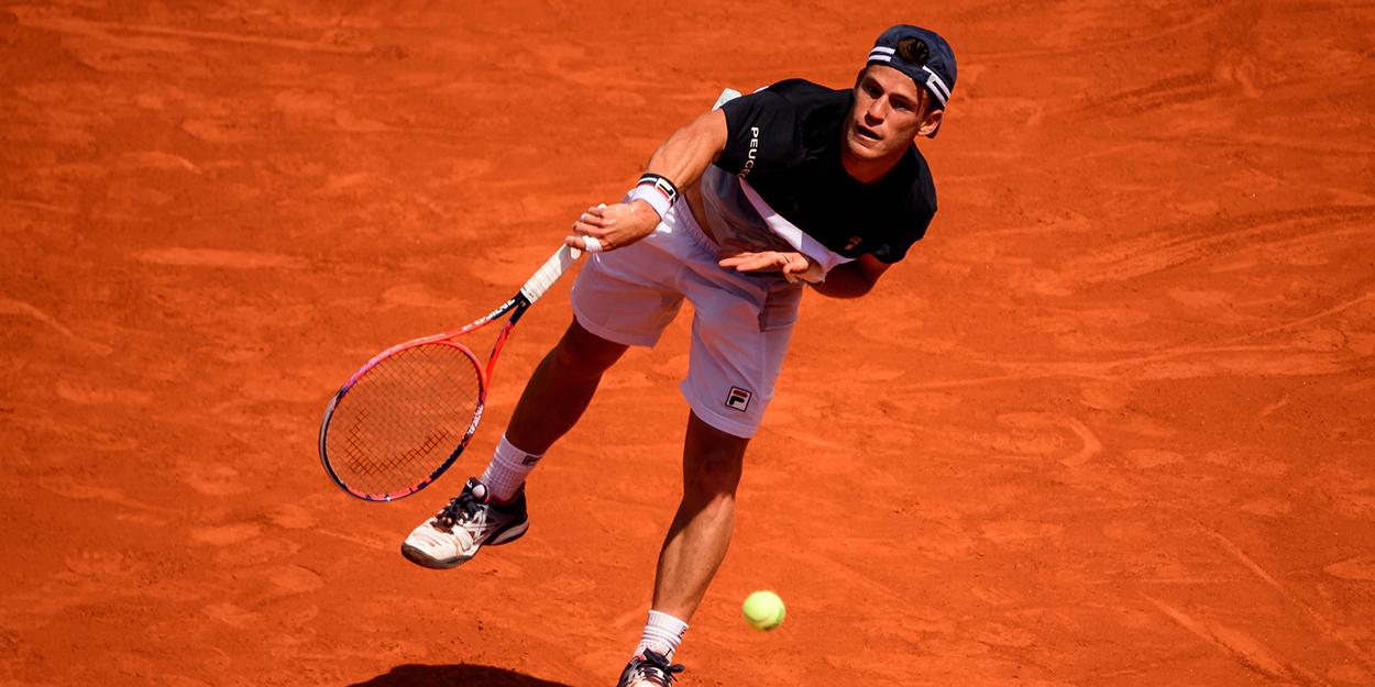 Diego Schwartzman defeats Rafael Nadal in Rome