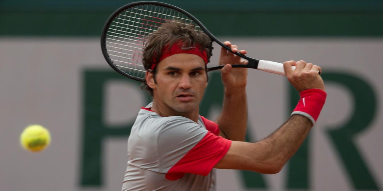 Federer French Open