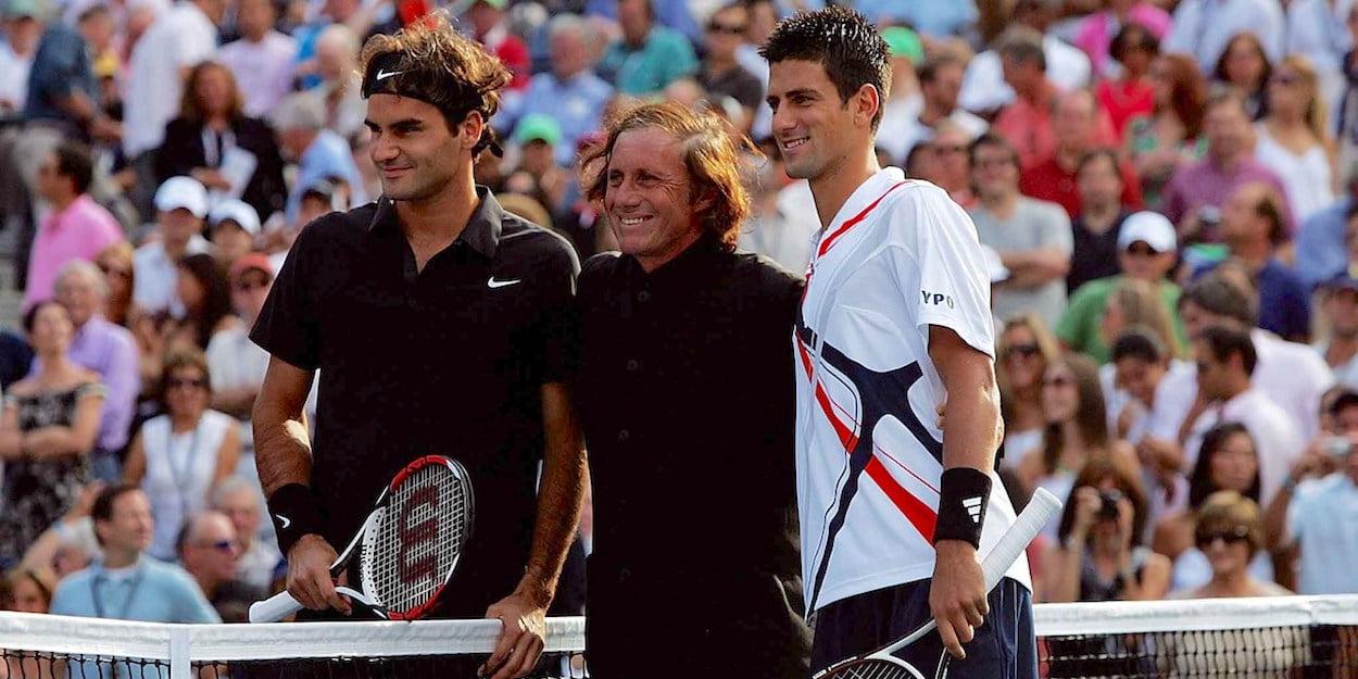 Guillermo Vilas US Open
