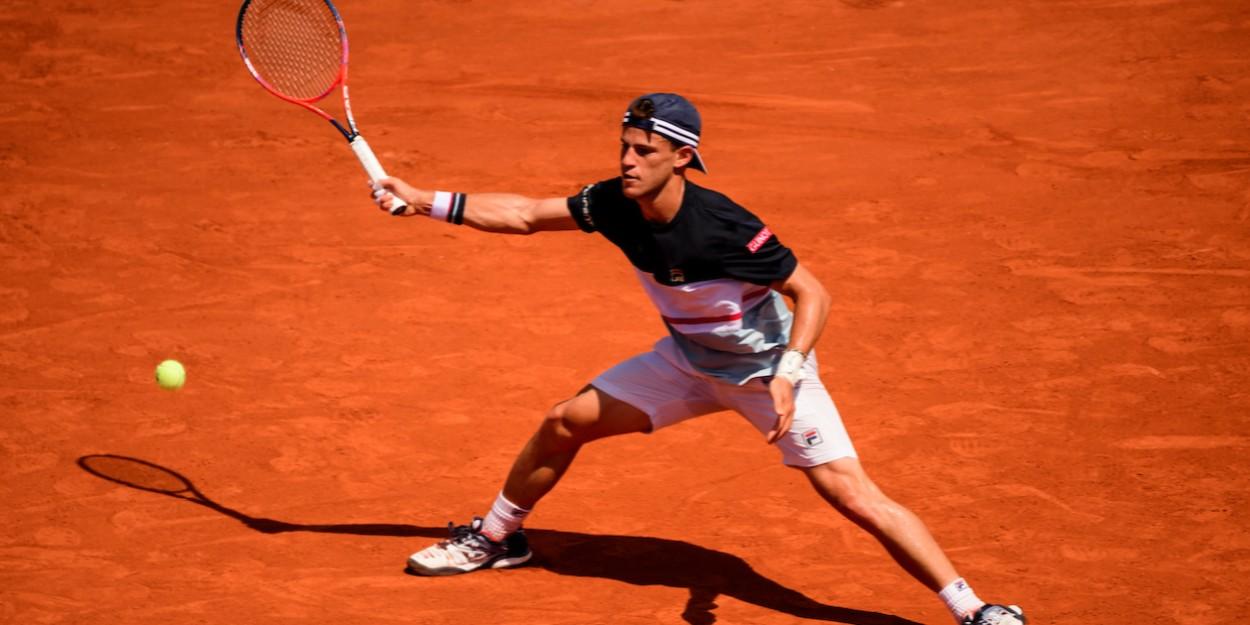 Diego Schwartzman French Open