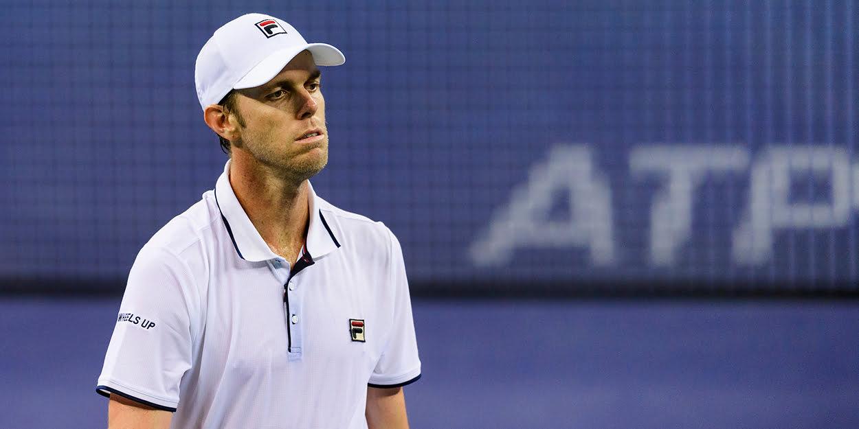 Sam Querrey quits ATP Players Council