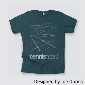 Tennishead 'Court' T-Shirt