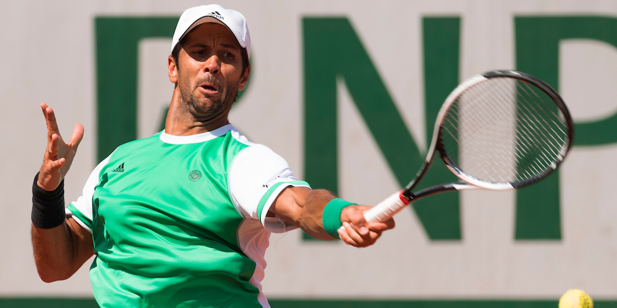 Verdasco Roland Garros