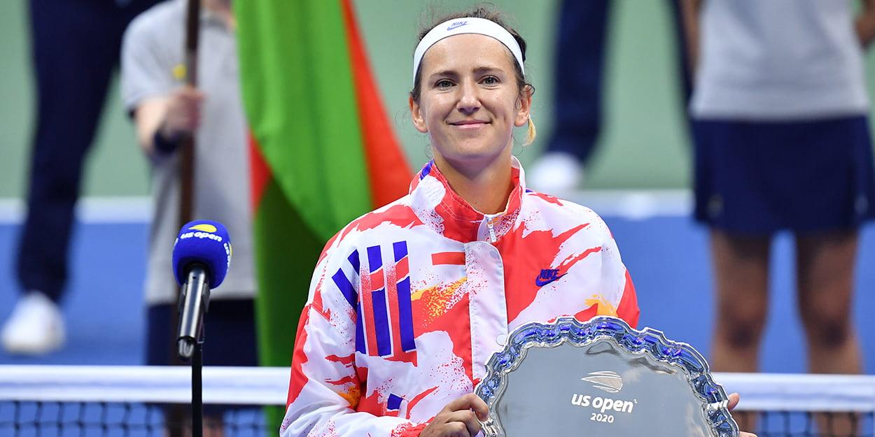 Victoria Azarenka Us Open final