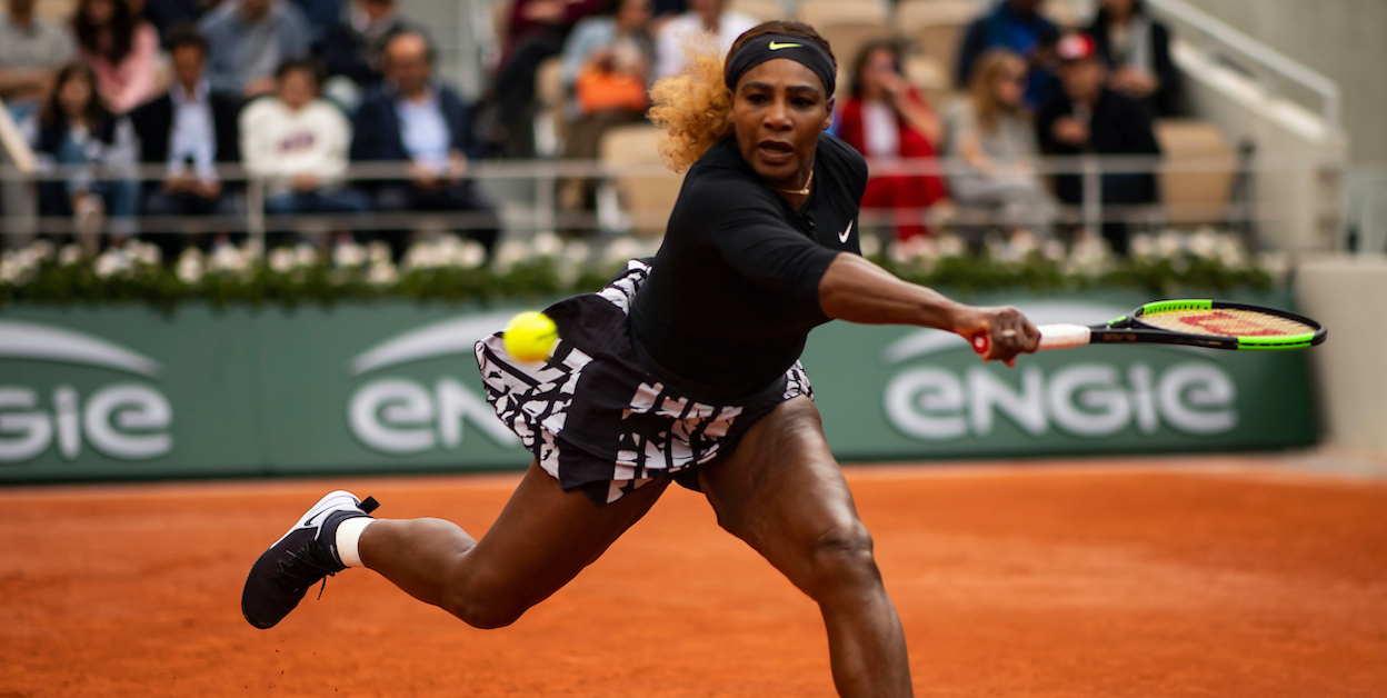 Williams Roland Garros 2019