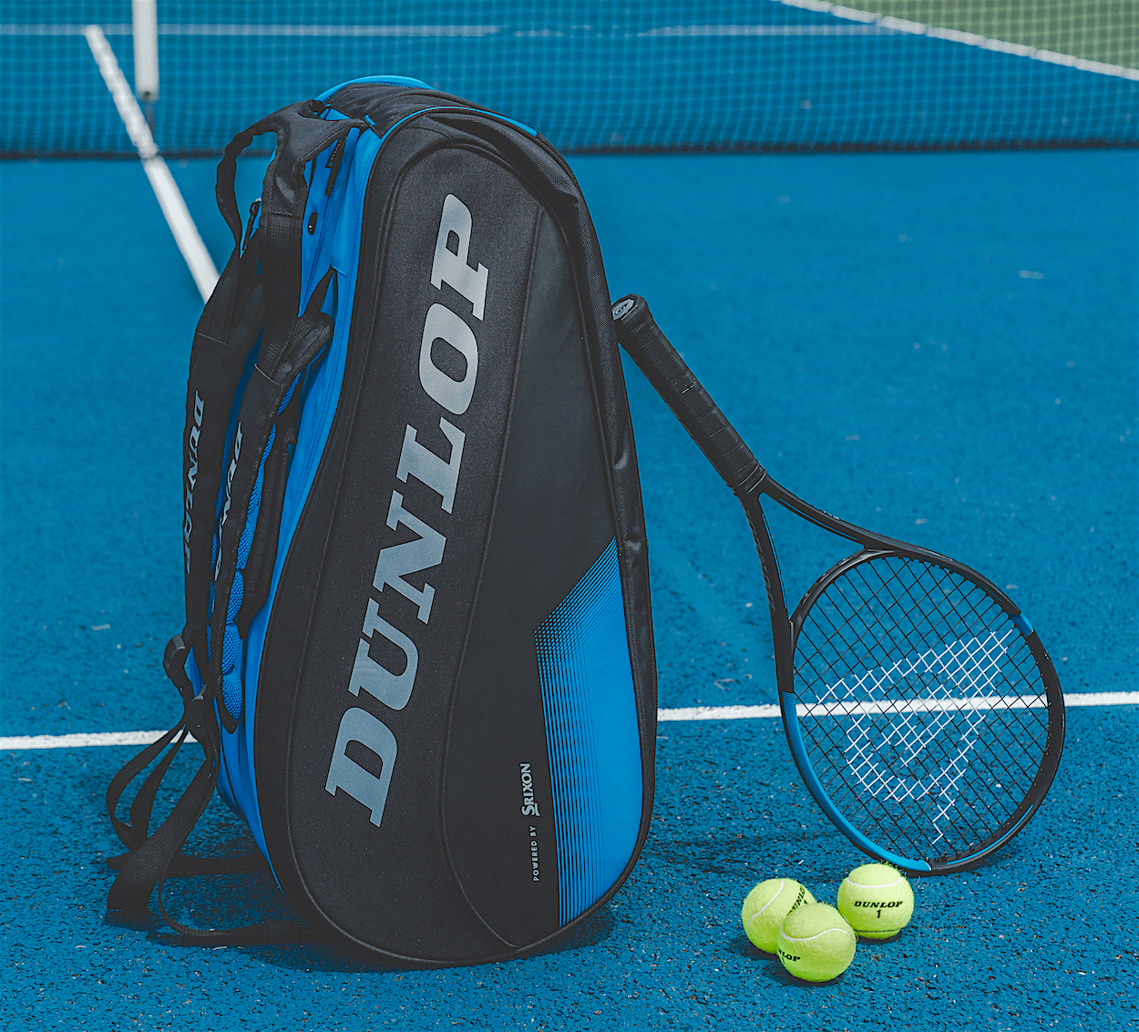 Dunlop FX 500 and bag competition