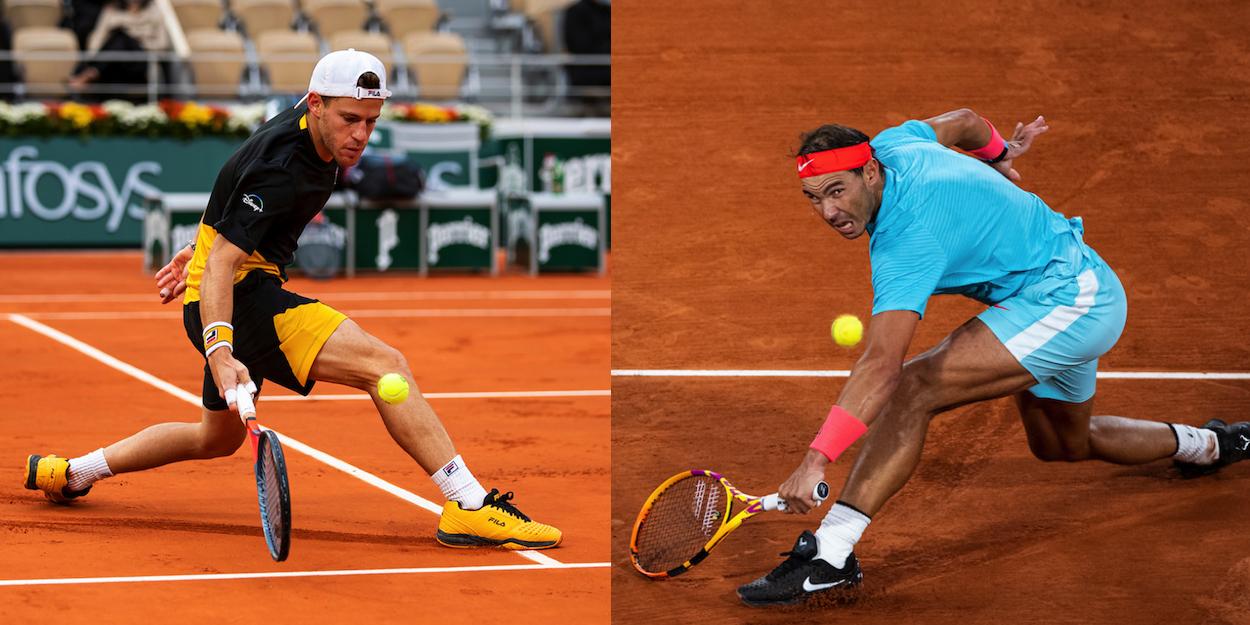French Open semi final Nadal Schwartzman