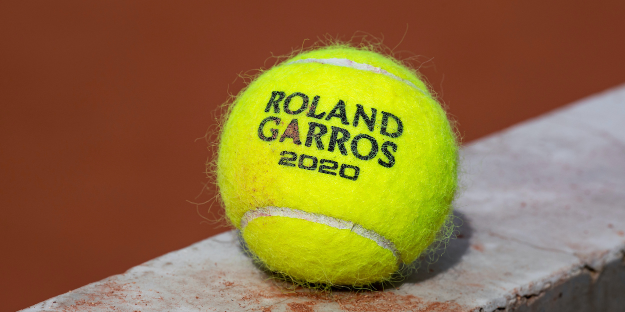 Roland Garros Ball 2020 for French Open Garros Ball 2020