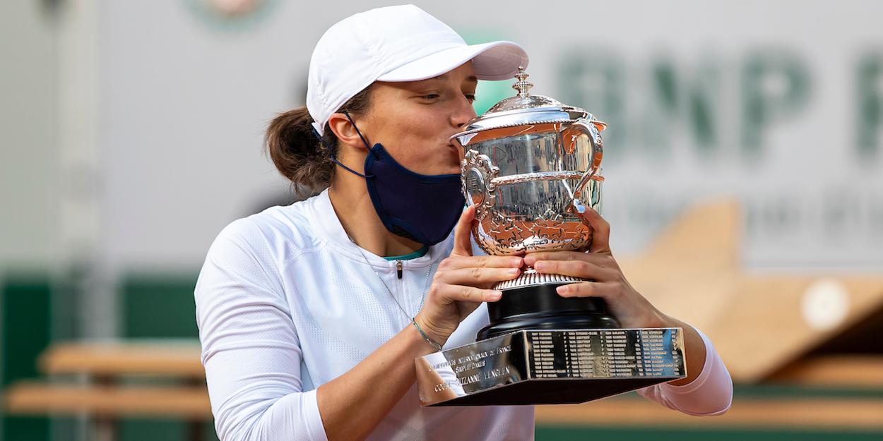 Swiatek Roland Garros