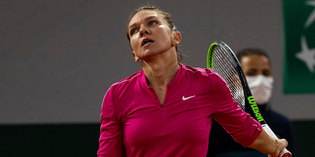 Simona Halep dispirited at Roland Garros