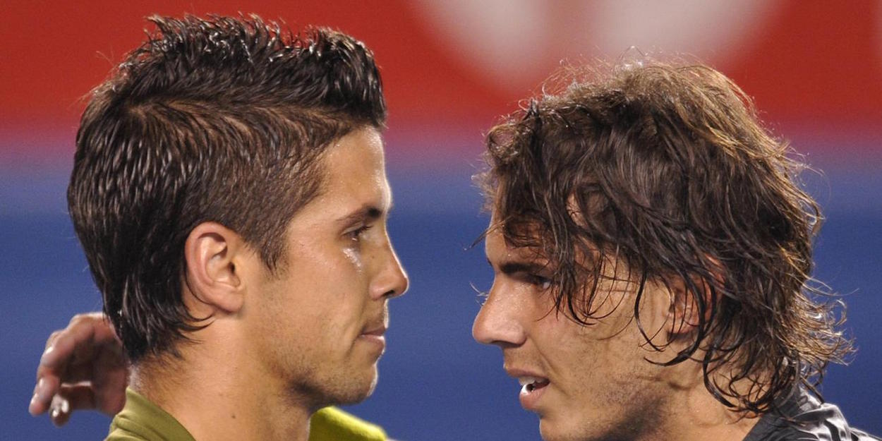 Nadal beats Verdasco Australian Open 2009