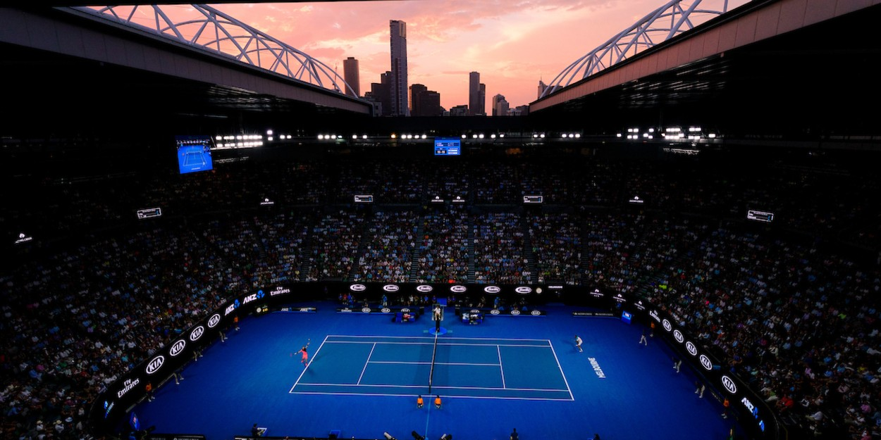 Australian Open - WTA and ATP