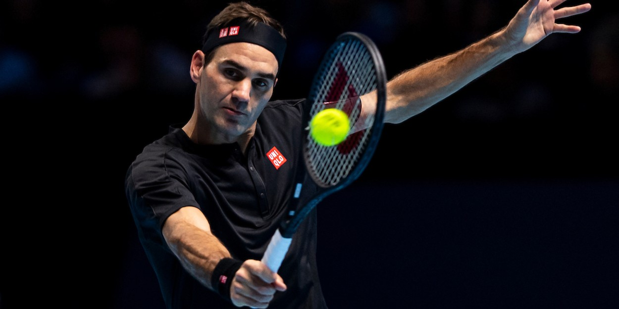 Federer competes at ATP Tour Finals 2019