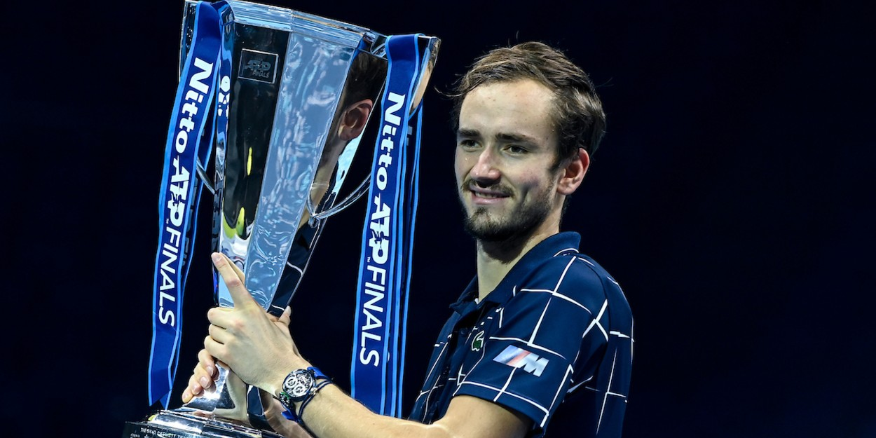 Medvedev wins ATP Tour Finals 2020