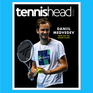 Tennishead magazine December 2020