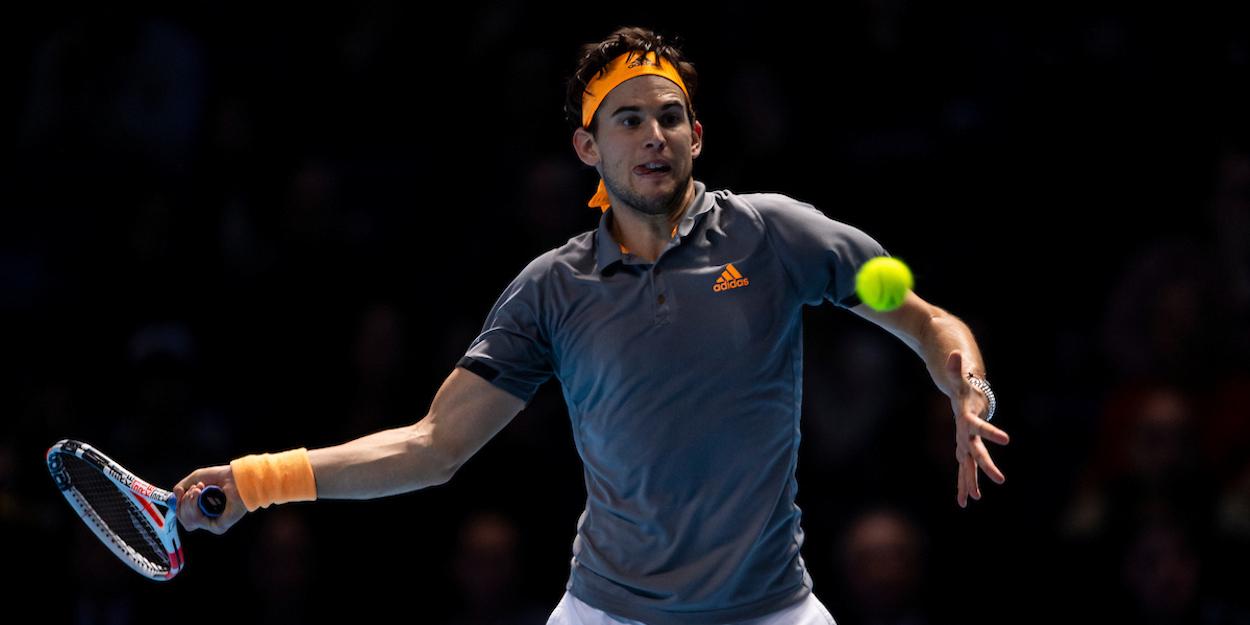 Thiem ATP Finals 2019
