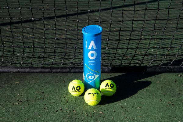 Dunlop Australian Open official ball