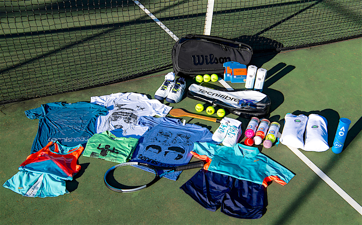 Tennishead 2020 Christmas tennis gift guide