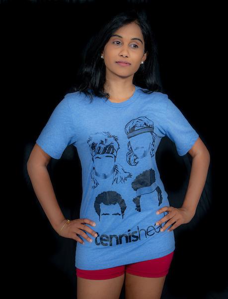 Tennishead Players T-shirt