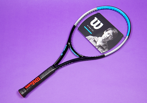 Wilson Ultra 100 v3 racket