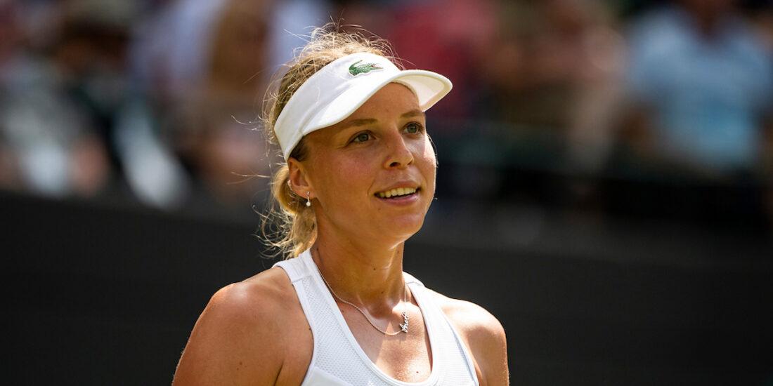 ANETT KONTAVEIT Wimbledon